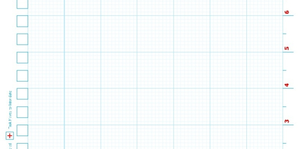 Engineering Project Graph Paper